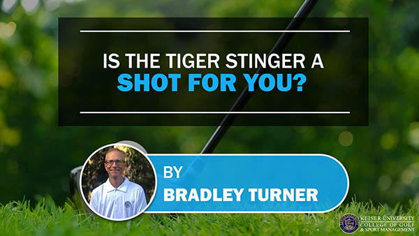 Is the Tiger Stinger a Shot for You