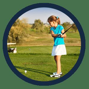LPGA USGA Girls Camp img 1