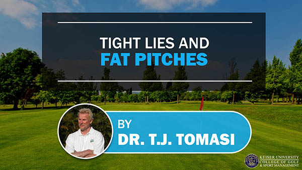 Tight Lies and Fat Pitches